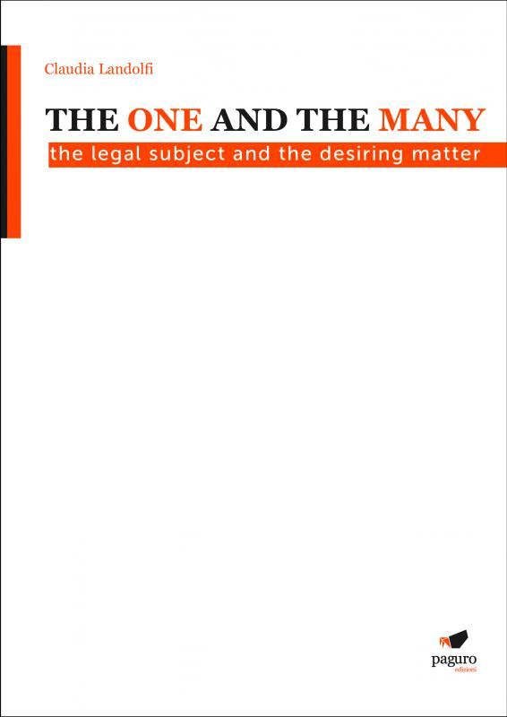 THE ONE AND THE MANY. The…