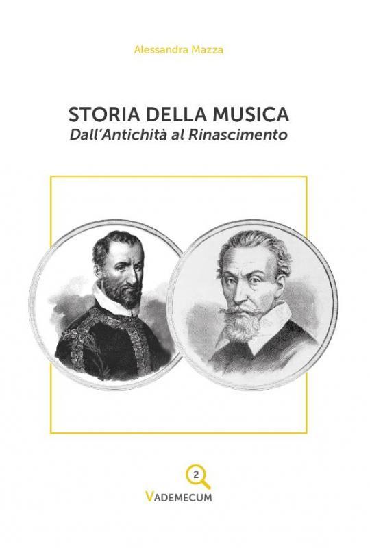 STORIA DELLA MUSICA. I Volume