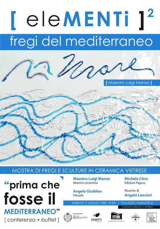 Ceramica Vietrese - Maestro Luigi Manzo