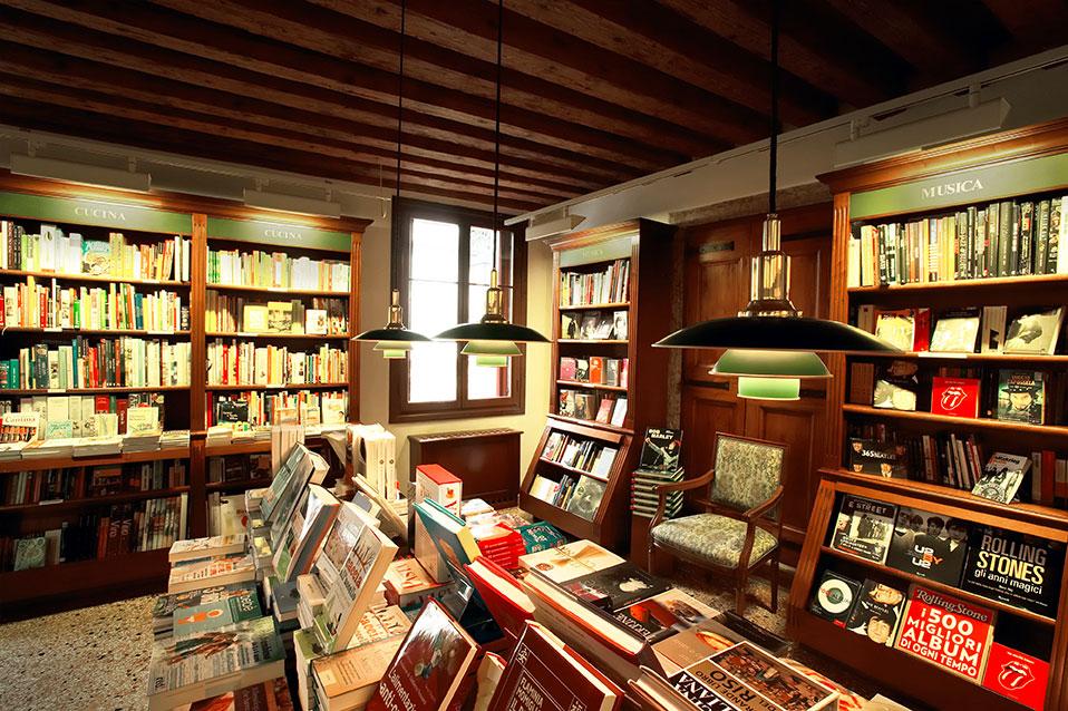 Una delle librerie pi� belle del mondo � in Italia