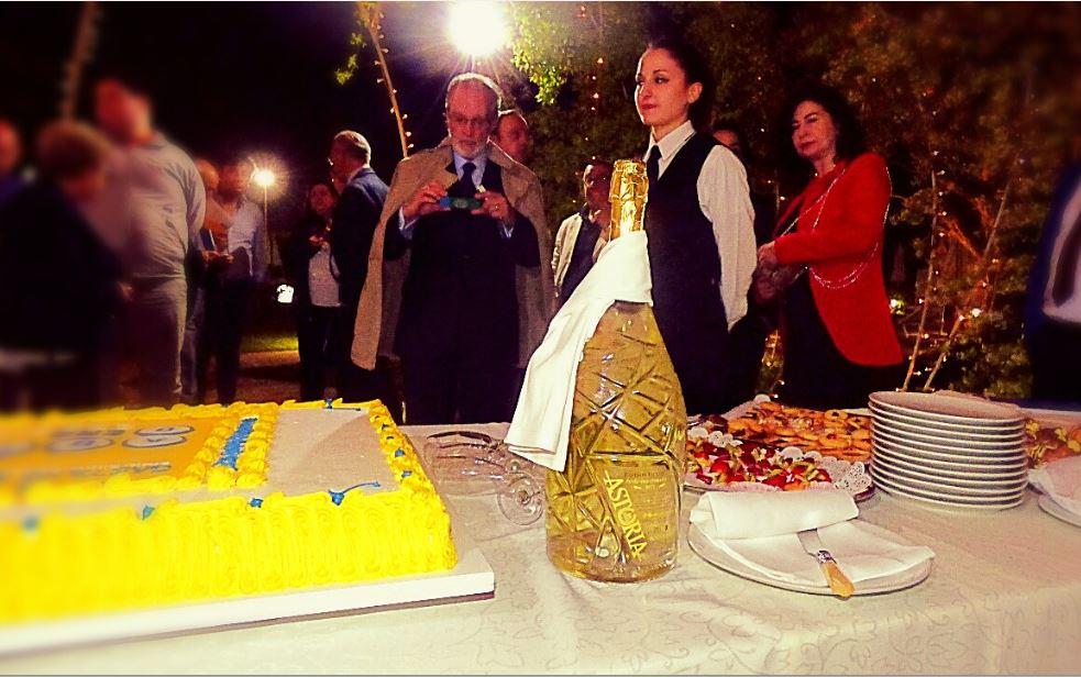 La Cultura e la Democrazia brindano con Astoria Wines e non solo...