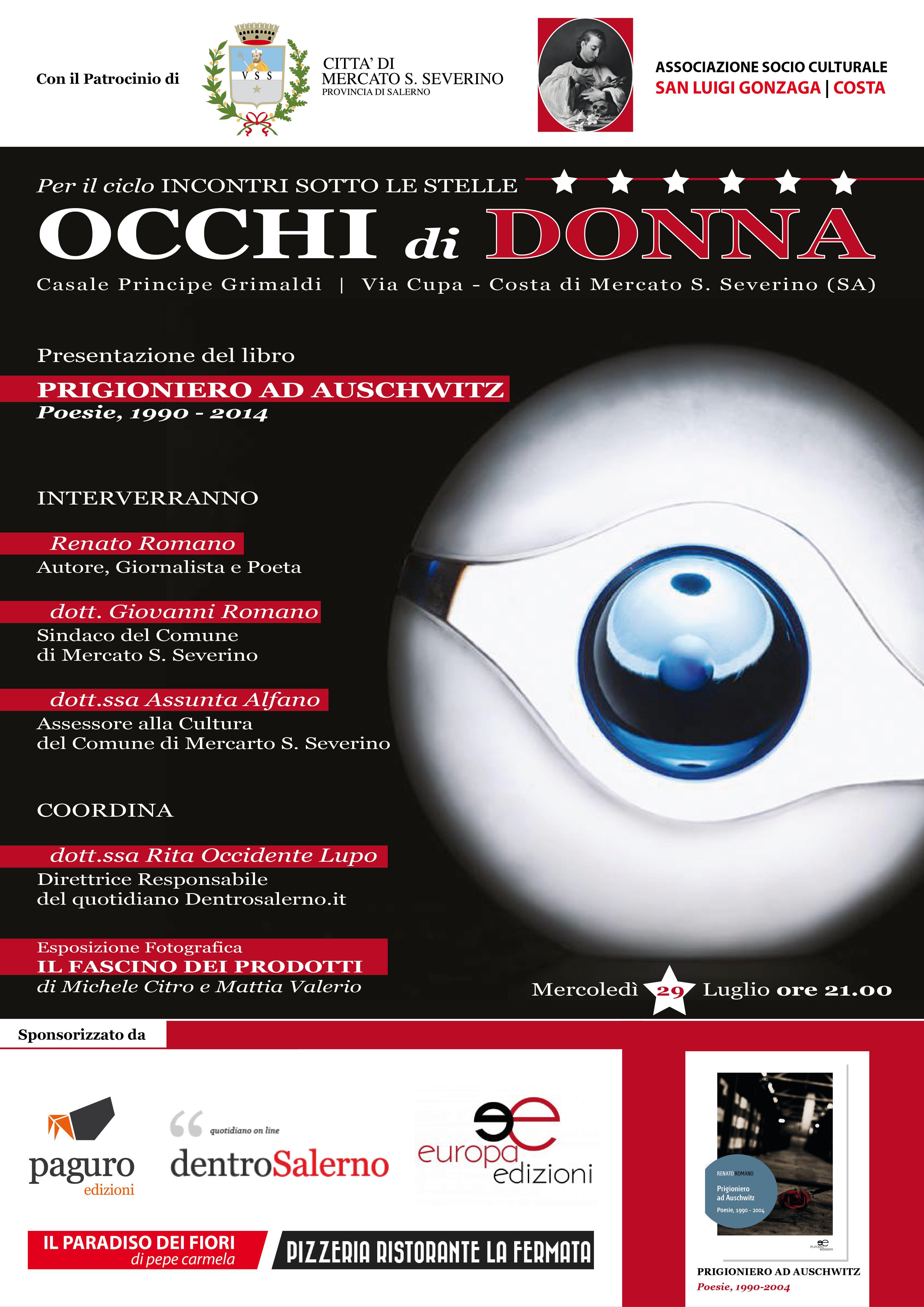 Occhi di Donna - Eventi