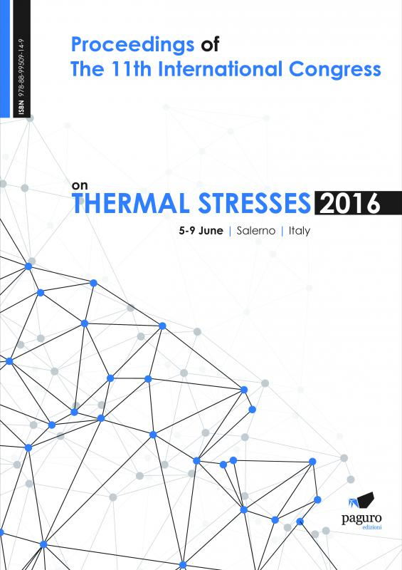 Thermal Stresses 2016
